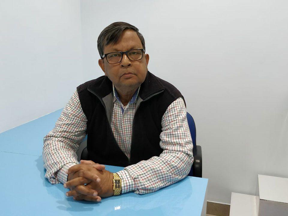 Dr. Chirobikas Sarkar