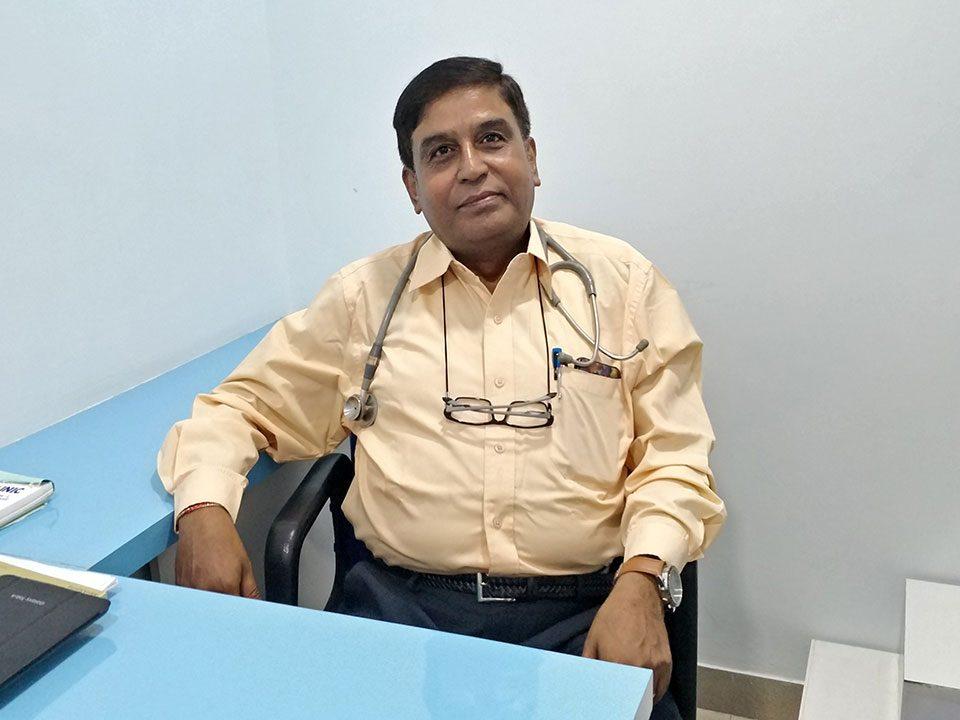 Dr. S K Mukherjee