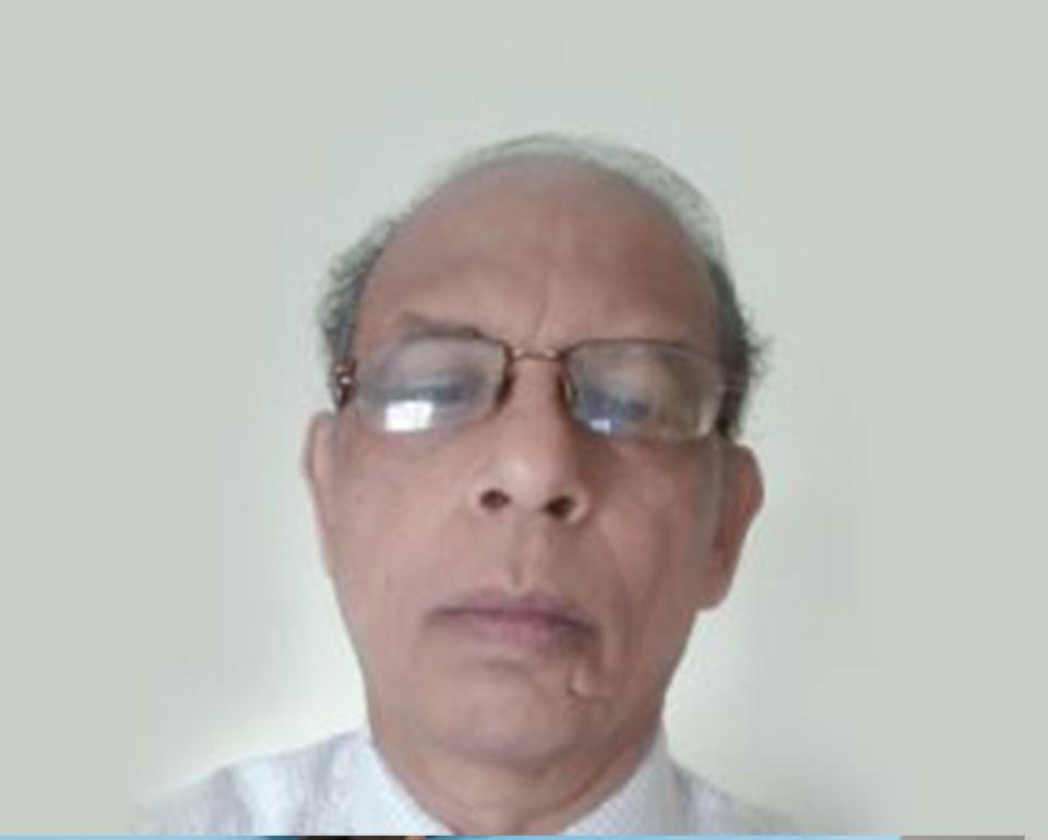 Dr. Arun Roy