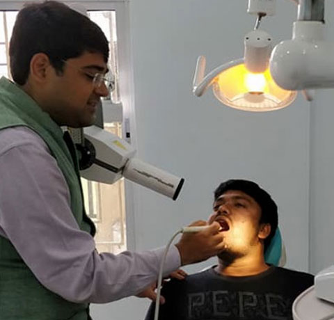 Newtown Clinic Dental Checkup by Dr. Shubhasatta Indra