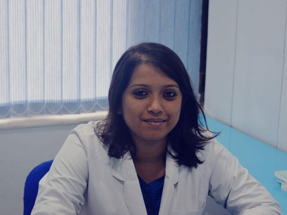 Dr. Madhureema De Sarkar